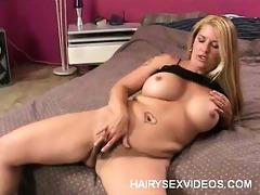 blond lesbians with bushy vaginas
