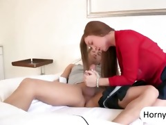 darla crane takes pecker in the arse with maddy