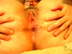 mommies rectal hole and soaked crack