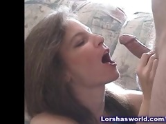 cum swallowing mother i lorsha