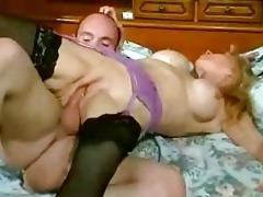 older couple fucking hard