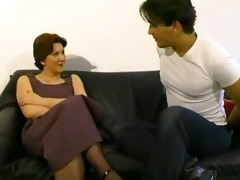 european doxy aged ruined by guy