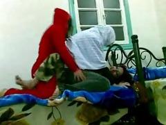 arab wifes have pleasure