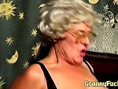 filthy granny gratification
