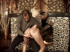 hawt golden-haired mature wife can sucking part3