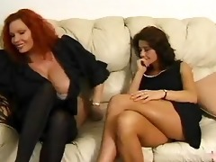 older hotties discuss sex and take up with the