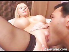 casting mamma big tits golden-haired