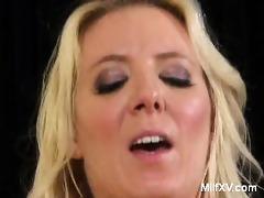 sexy older blondie kara nox always acquires what