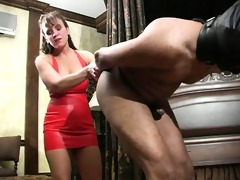 way-out older goddess extraordinary cbt and balls