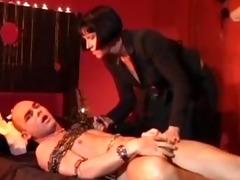 valentine demy - italian milf drilled by chaps