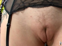 palatable and hard male penis