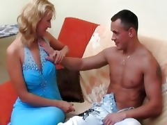 wicked golden-haired mother i hustler enti...