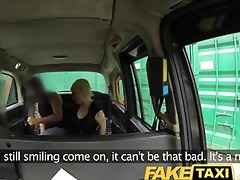 faketaxi spanish golden-haired with biggest
