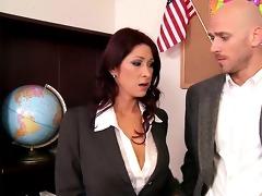 teachers indecent looks