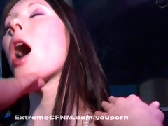 nubiles milfs fucking in a cfnm nightclub