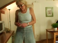 come here old whore and engulf my rod dry!