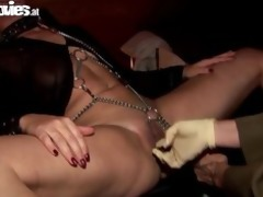 karins education with domme cruella