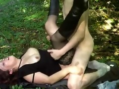 german mother id like to fuck drilled in garden