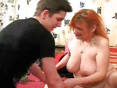 aged woman seduces youthful chap 13