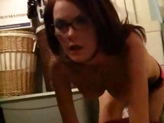 mommy in glases licks bigballs part7