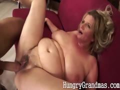 firm screwed fat granny