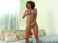 large breasted milf likes to engulf dick
