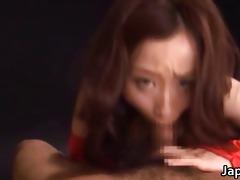 exceedingly lascivious japanese milfs engulfing