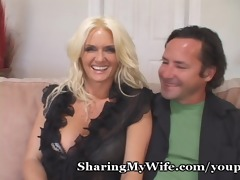sexy cougar implores for young ramrod