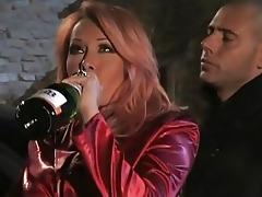 drunk redhead italian d like to fuck havin