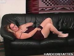 grissle rubbing big beautiful woman cynthia