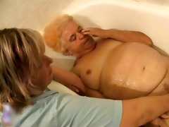 wicked old woman receives her hirsute muff