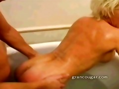 mature hottie large love muffins and irrumation