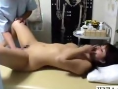 nudist japanese milf fingered to extasy on