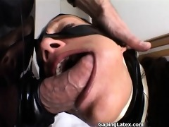 naughty older wench goes eager engulfing part11