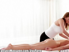 fantasymassage lesbo d like to fuck face sitting