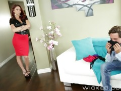 hawt d like to fuck monique alexander takes care