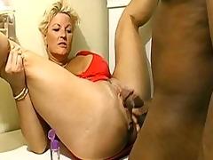 bbc makes floozy lori squirt