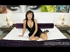 slutty swinger mother i in debut porn movie