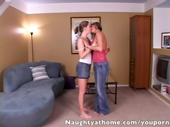 double wife fellatio desirae and ashley