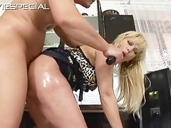 aged mother i receives anal opening drilled part8