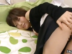 breasty japanese wife nanako mori gets part7