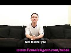 femaleagent. well endowed frenchman