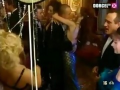 dolly golden - double penetration for the new year