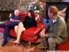 spouse leaves when wife screws stranger