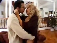 aged mamma sexing younger chap scene 10