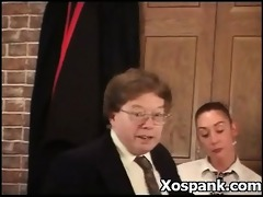 whooping explicit spanking aged submission