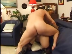 mamma ready to booty fuck
