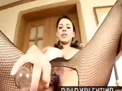 aria valentino masturbating with a sextoy