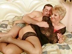 grandma enjoys priceless sex with her boyfriend