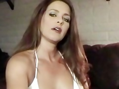 logan rivers smokin and teasing